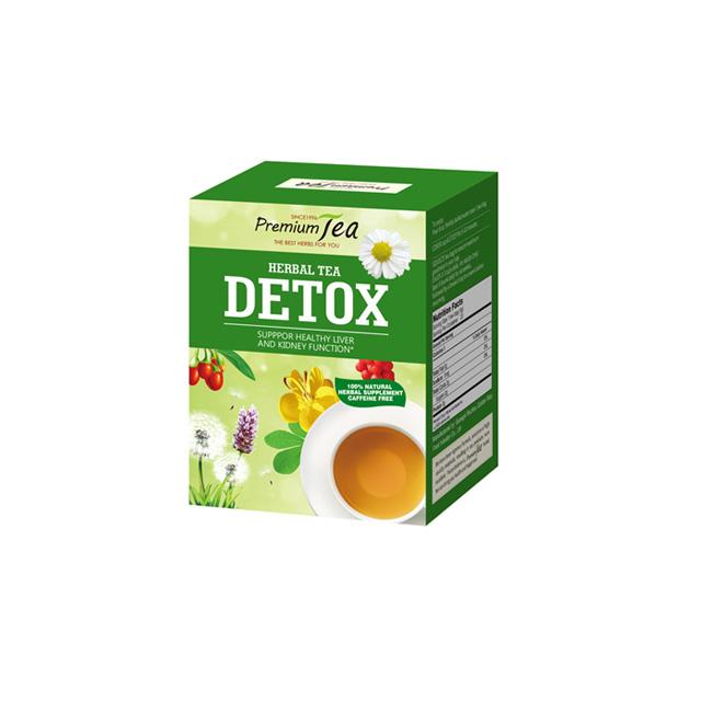 High Quality Liver Detox Blend Chrysanthemum Goji Tea - 4uTea   4uTea.com