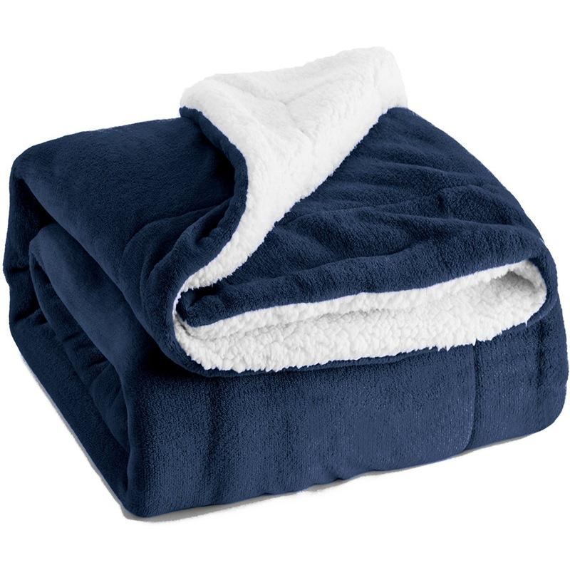 الجملة شيربا رمي بطانية على الوجهين سوبر لينة فاخرة بطاطين صوف دافئ