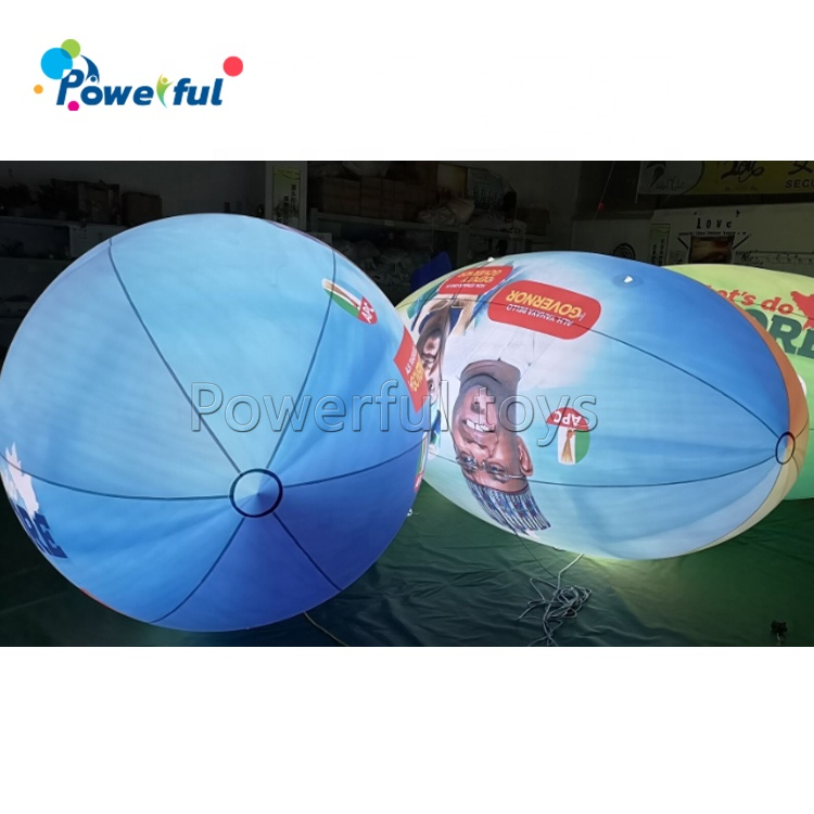 Hot sale 9m inflatable advertising blimp airship,inflatable zeppelin,inflatable helium blimp