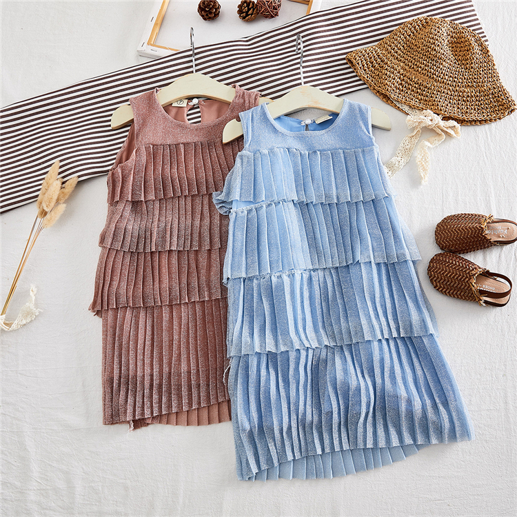 Casual  baby frocks cute latest cotton new design beautiful baby good price girl dress China
