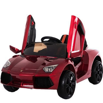Cheap Cool New Design sport car power luxury kids electric car baby ride on toys children electric car