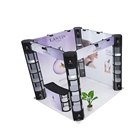 promotional exhibition display stand portable trade show booth
