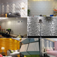 Waterproof Interior Decorative 3D PVC Wall Panels for Walls