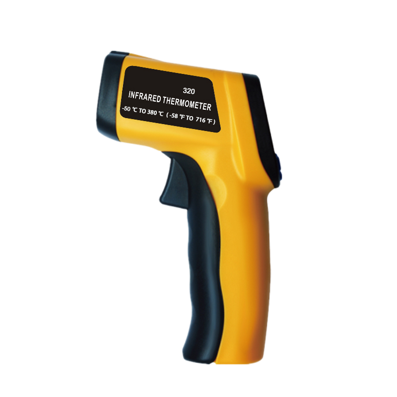 Wholesale Laser Digital Infrared Thermometer Temperature Gun Non-contact -58F~716F (-50C ~ 380C) for Kitchen BBQ Industry - KingCare | KingCare.net