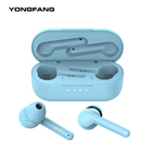 2020 trending amazon TWS 5.0 Blue tooth Earbuds T2 waterproof wireless earphone with power bass