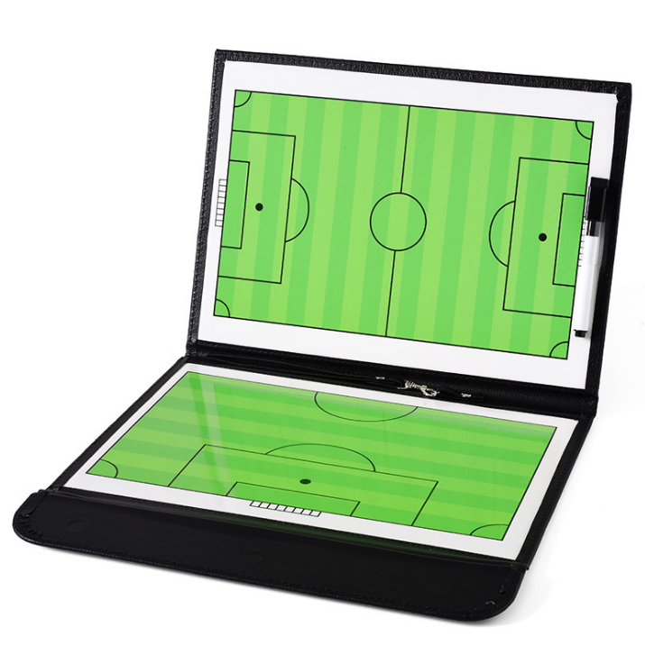 Soccer Training Coach Clip Tactic PVC <strong>football</strong> tactics board tactic coaching board