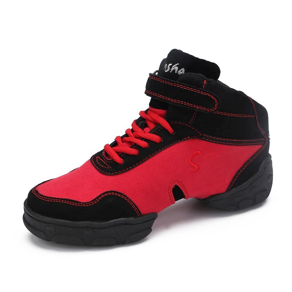 Women Lightweight Dance Shoes With Mesh Upper Dance Sneakers