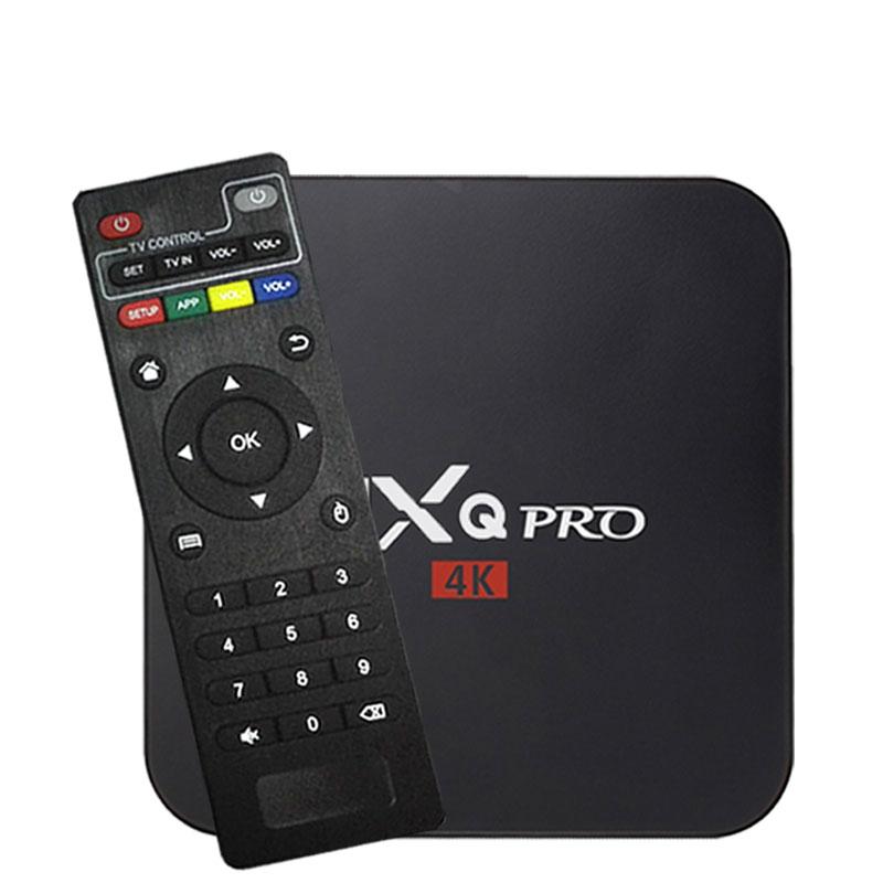 MXQ pro 4k Android TV Box 7,1 RK3229 1G8G Amlogic S905W 2GB16GB HD 3D 2,4G, Wi-Fi, Brasil Google Play YouTube Media Player V88-2