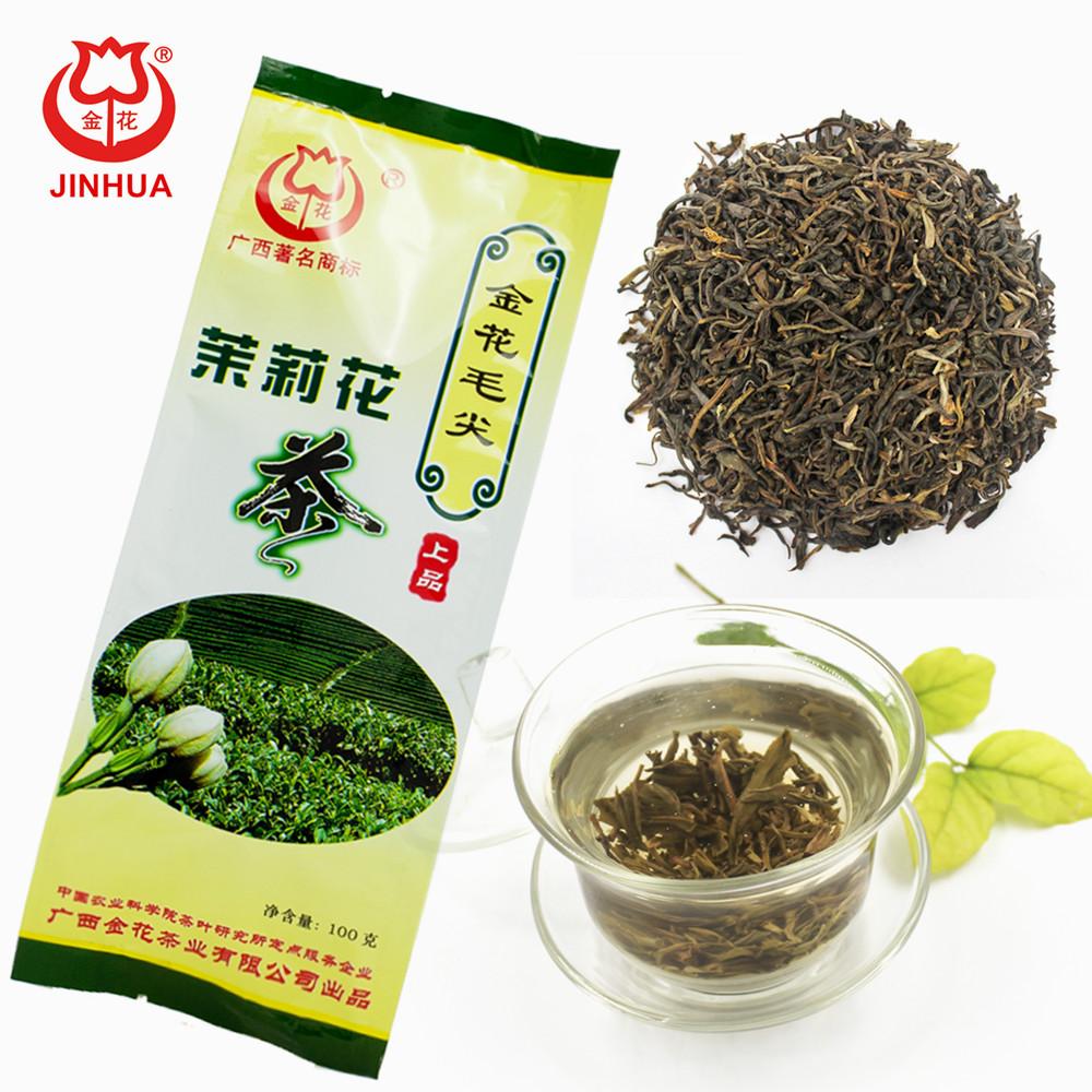 JINHUA jasmine green tea maojian 100g bagged - 4uTea | 4uTea.com