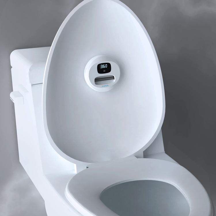 Olamlife CE RoHS UVC Sterilizer Light Disinfection Shoe Cabinet Sanitizer