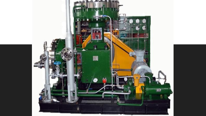 GL-20/4-200 20mpag病院医療用シリンダー充填酸素ガスブースター20m3/hオイルフリーダイヤフラムコンプレッサー