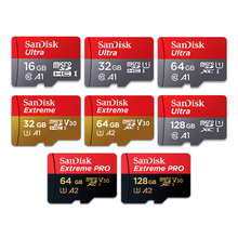 ขายส่ง Original SanDisk A1 Ultra TF 256GB Micro SD การ์ด U3 Memory Card