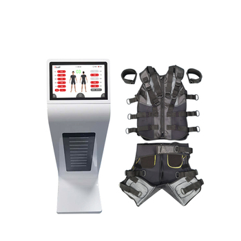 Professional drahtlose ems training with wireless ems training suit