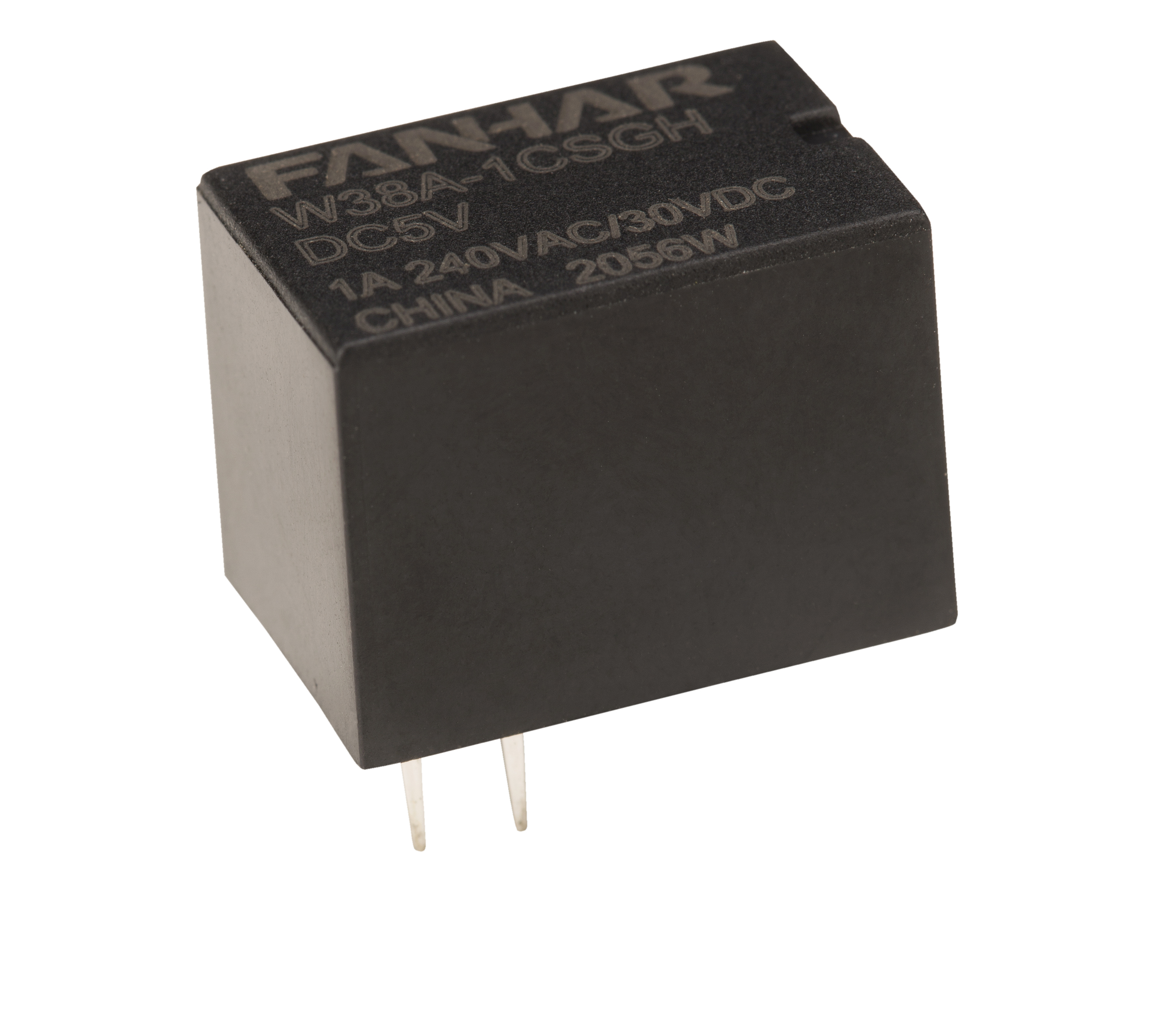 W38/W38A Songchuan Type 3A 120VAC Relay with <strong>ROHS</strong> Verification