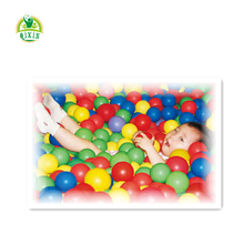 Kids water park <span class=keywords><strong>tuin</strong></span> goedkope speelgoed kids soft plastic play ballen QX-18152F
