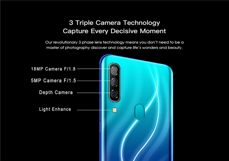 PRE-SALES  Free shipping Face ID Android 8.1 New Mobile 2019 6.5 inch 2.5D Full Screen A70 Smartphone Mobile Phone