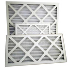 New Coming Paper frame primary efficiency panel waved air filter furnace filter