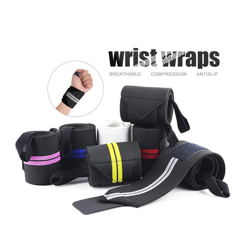 KS-624 # gimnasio envolturas de apoyo para muñeca protector deportivo de protección wrist brace