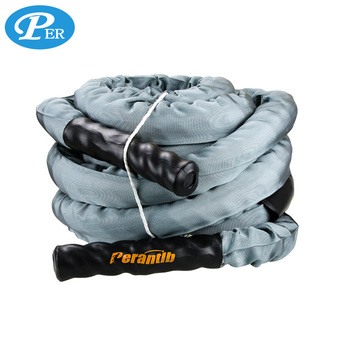 China factory high quality durable polyester battle rope prices