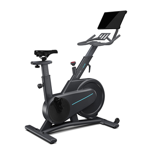 Gym Masterhome Fitness Spin Bike Exercise XQiao Smart Exercise Bike Q200X with TV