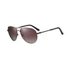 New Arrival Polarized Promotional Fashion High Quality Metal Sunglasses