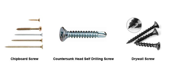 Building Roofing Tek Screws With Rubber Washers Tornillos Hexagonal Hex Head Self Drilling Screws