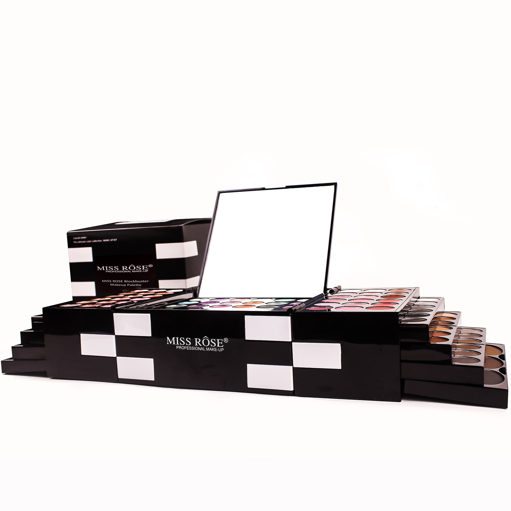 Ready To Ship 148 colors Professional big Complete Makeup Palette
