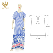 Maxi Vrouw Lange Fashion Casual Dress