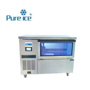 2019 Hot selling Crescent ice making machine for commercial and coffee shop