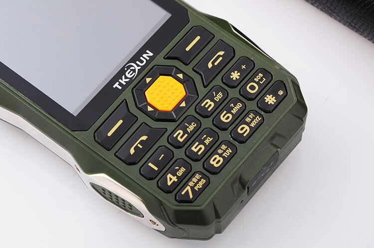 Factory Supply Cheap Best China Basic 2G 3.5 Inch Keypad Mobile Phone
