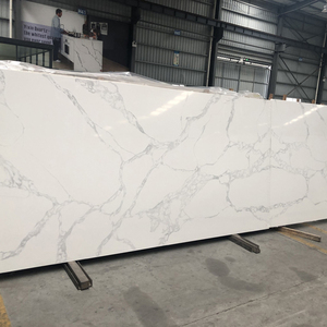 Artificial marble white black natural quartz kitchen worktops countertop table counter tops stone