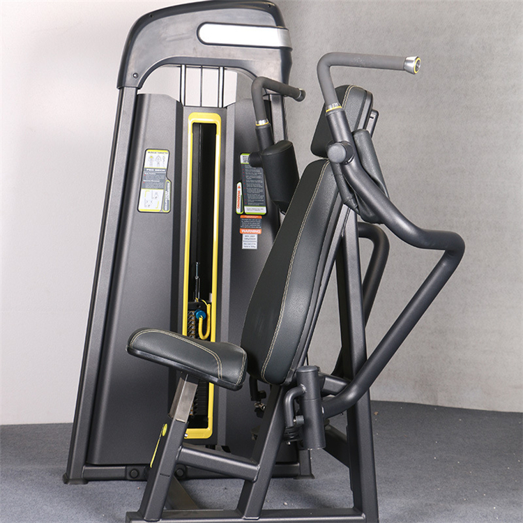 High Quality Gym Equipment  Vertical Chest Press