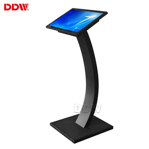 "21.5"" 32"" 43"" 55"" 65"" indoor lcd display windows7 interactive information multi touch screen advertising kiosk"