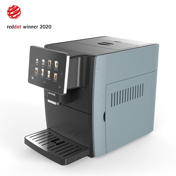 Programmable Touch Screen Automatic Coffee Machine Commercial Espresso