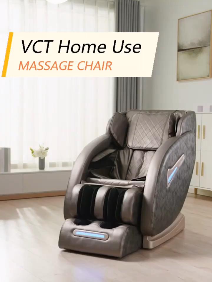 大画面コントローラーが付いている理性的な安いマッサージの椅子の無重力