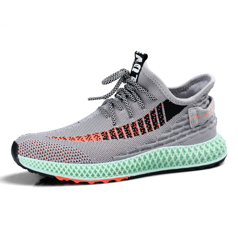 2020 stile caldo di Vendita Maglia superiore scarpe da tennis di modo degli uomini Classici di Marca di sport scarpe Traspiranti scarpe Yeezy scarpe