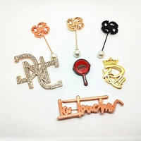 Factory Cheap Direct Price Gold Soft Enamel Metal Name Badge / Custom Lapel Pin 3d lapel Pin For Promotion
