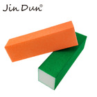 nails supplies designed color sanding block nail buffer blocks sponge nail buffer