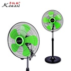 Kanasi Low Noise 450A 220V Good Quality Electric Stand Fan With ABS Blades