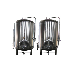 brewery equipment brew kettle bright beer tanks with bottle filling