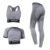T550 Women Sports Yoga Nahtlose Activewear-Sets