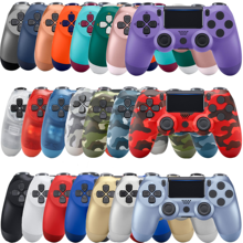 Wireless controller für ps4 pc Joypad game Controller <span class=keywords><strong>Joystick</strong></span> usb ps4 Wireless gamepad Für ps4 V2