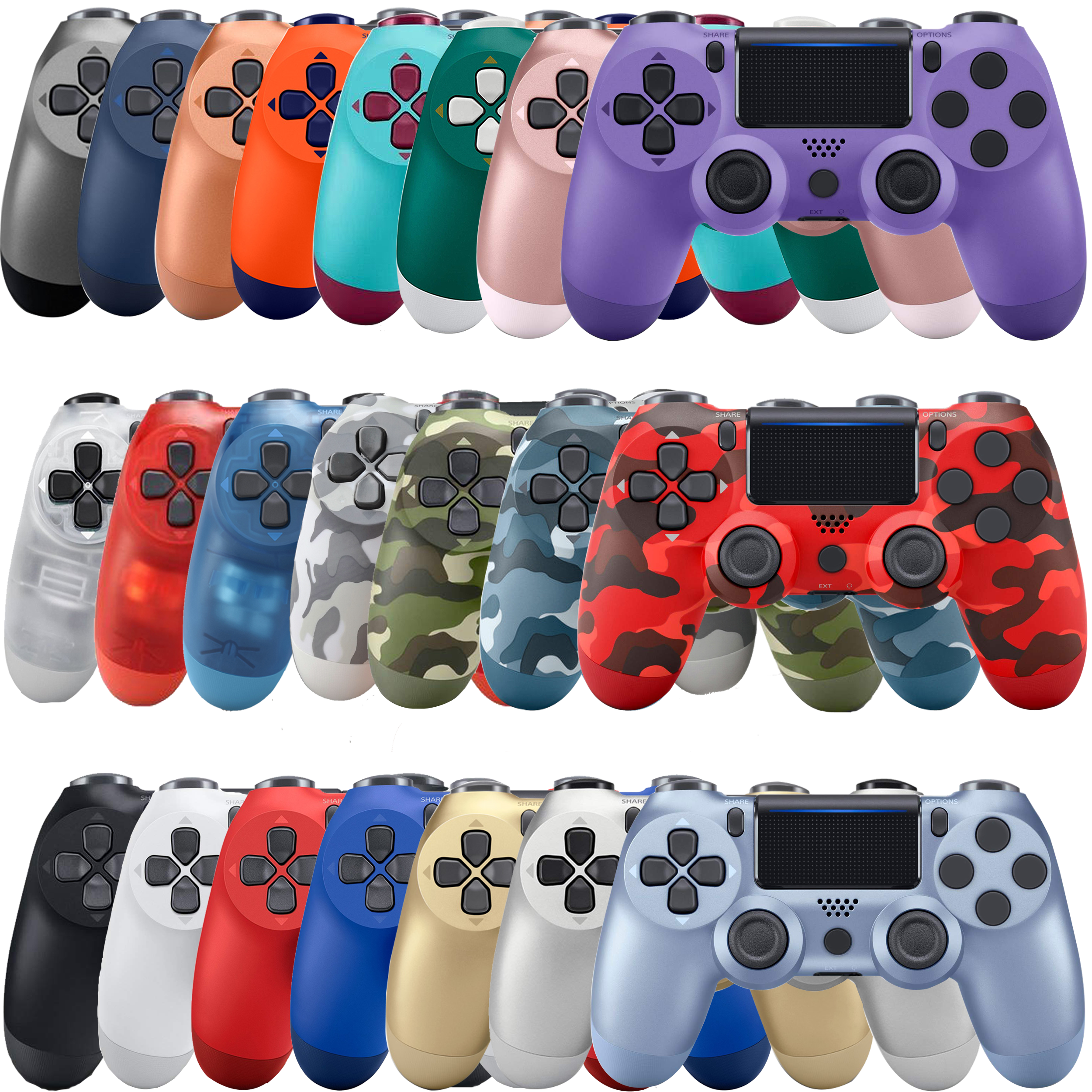 Controlador inalámbrico para ps4 pc Joypad controlador de juego Joystick usb ps4 wireless gamepad para ps4 V2