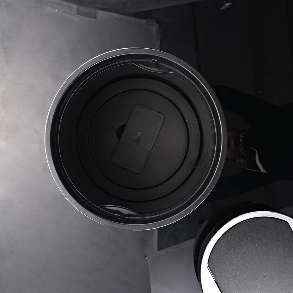 Poubelle tactile automatique en acier inoxydable, capacité de 2 l/6l, prix de gros