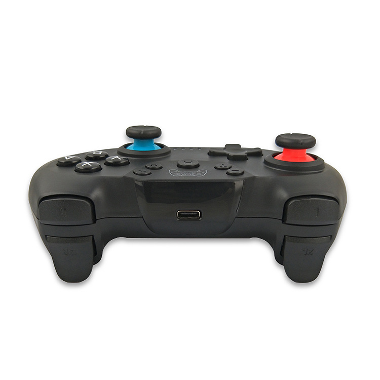Bluetooth Wireless Gamepad for Switch Pro Controller for Nintendo Switch Gamepad Joystick Real Six Axis Dual Shock Support PC