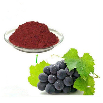 100% Natural Grape Peel Extract powder Anthocyanin 1%-25%