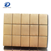 Custom shapes gold coated electrical conductive foam EMI shield thermal gaskets for sales