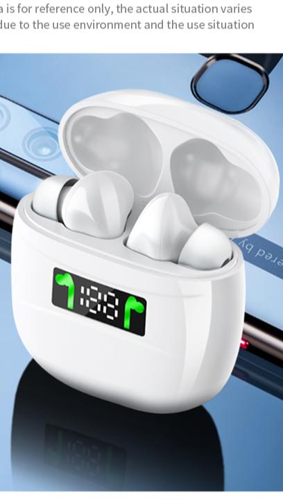 2020 yeni gelenler özel logo marka baskı kulak kulakiçi j3 pro tws siyah kablosuz kulaklıklar