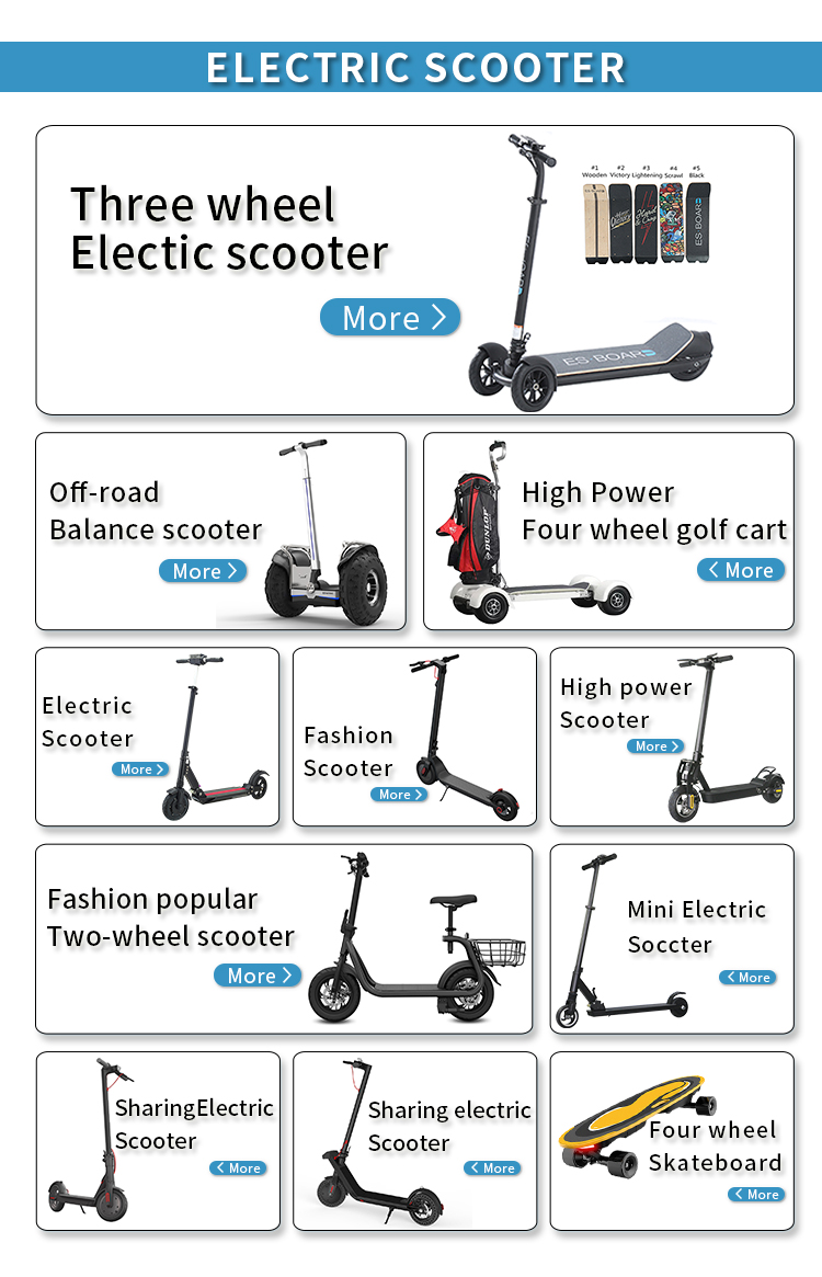 High quality 500w brushless motor GPS 2 wheel electric scooter sharing in Germany