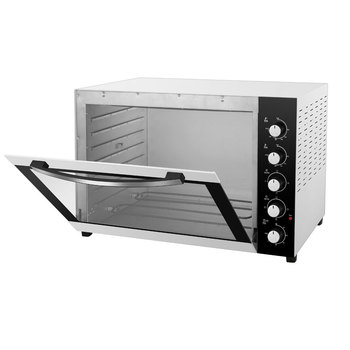 120L big capacity rotisserie oven commercial kitchen oven electric for bake